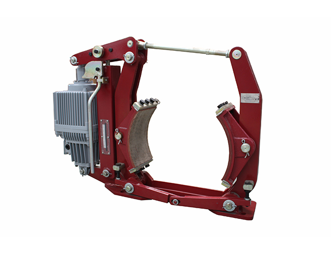 Hydraulic Brake for Open Winch