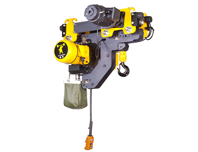 60HZ Electric Low Headroom Chain Hoist