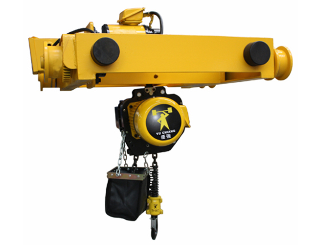 60HZ Electric Double-Girder Chain Hoist